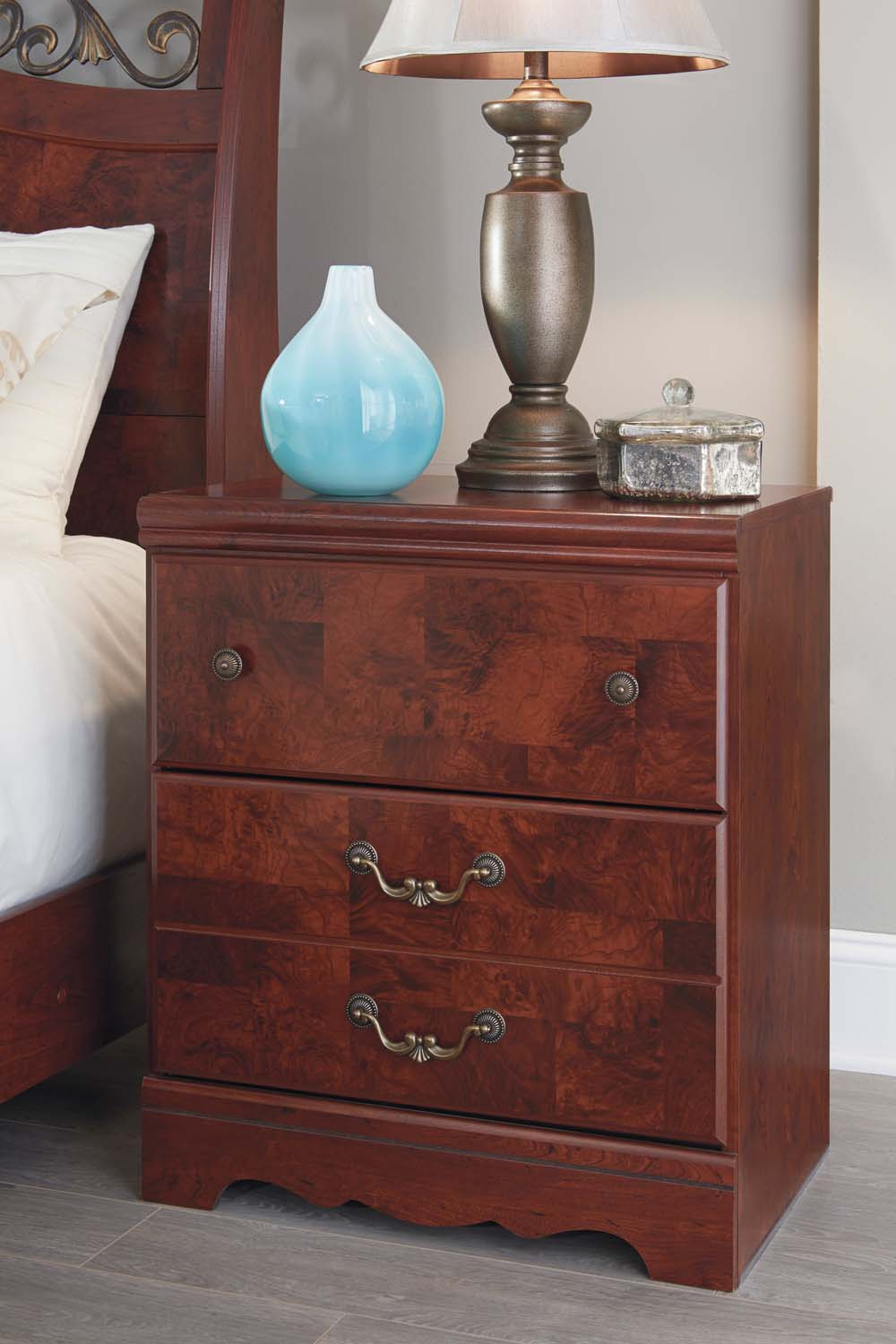 ... Additional Two Drawer Night Stand. Ashley Furniture Logo