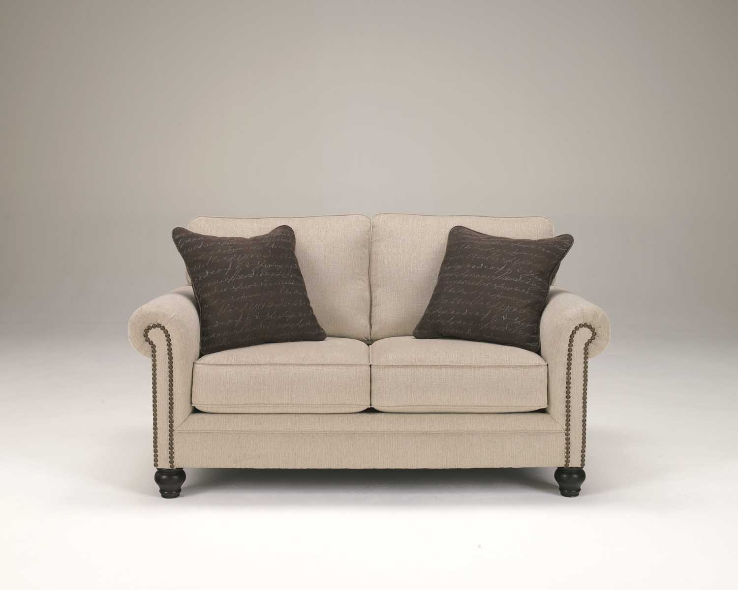 1300035 in by Ashley Furniture in Greensboro NC Loveseat