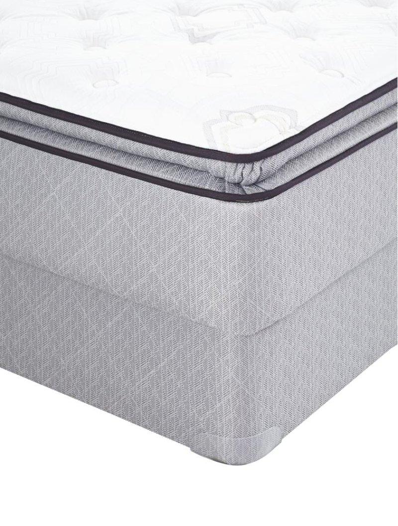 Hidden · Additional Sealy Brand Longbridge Plush Pillowtop