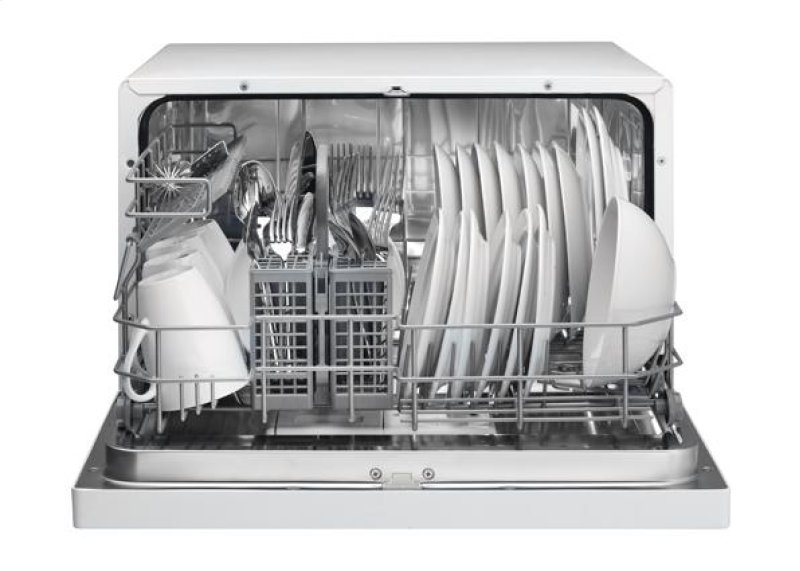 ... in White by Danby in Spencer, MA - Danby 6 Place Setting Dishwasher