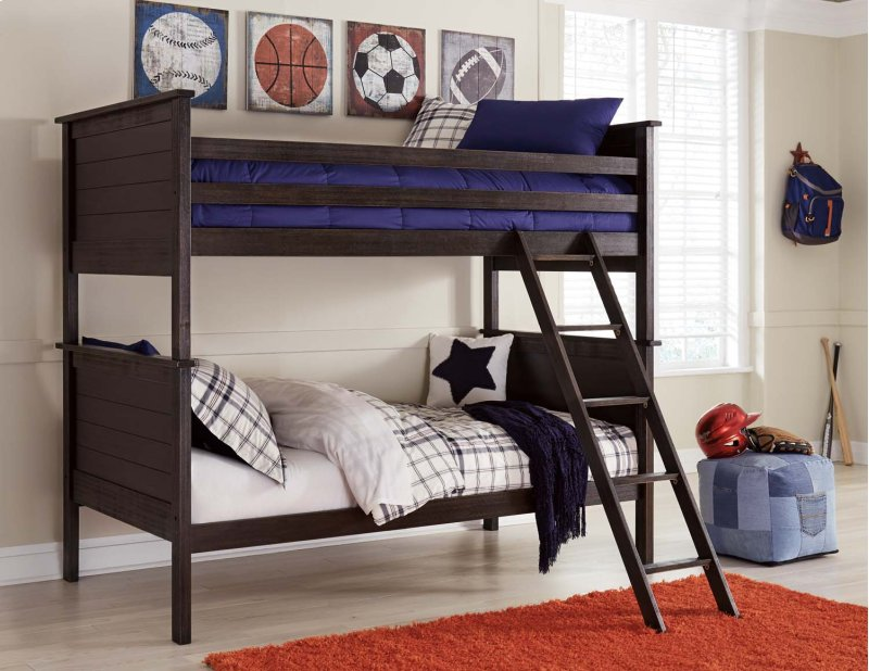 B P in by Ashley Furniture in Lubbock TX Twin Twin Bunk Bed