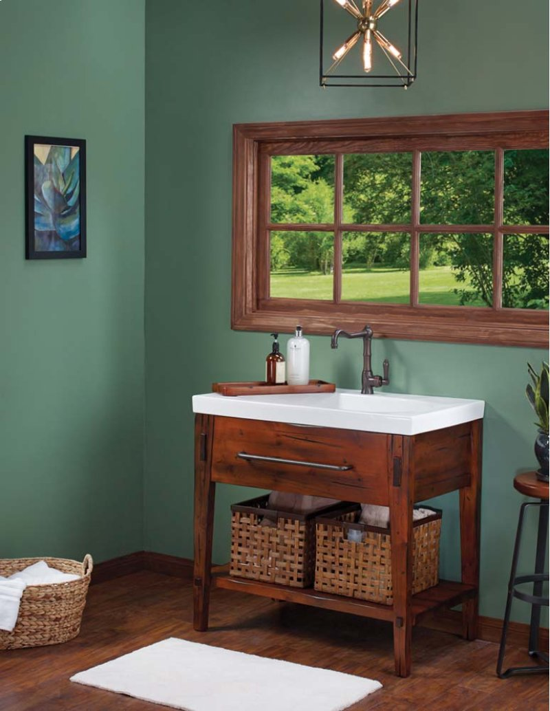 Pine Bathroom Cabinet Ronbow 053936f19 Studio41 Portland 36 Bathroom Vanity Cabinet