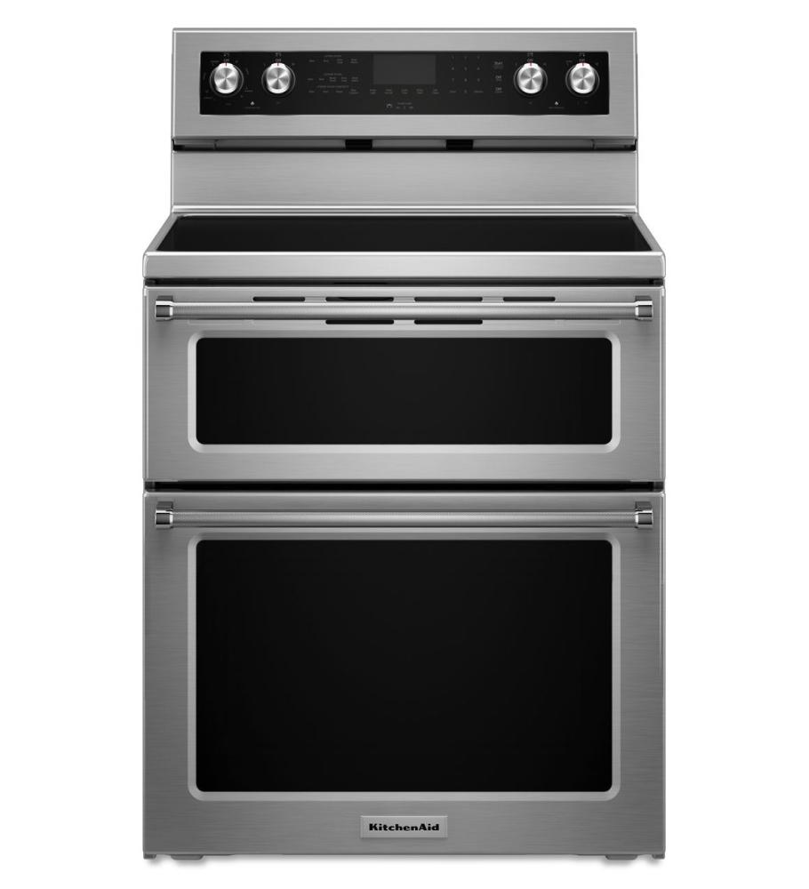 Kitchenaid Kfed500 Best Electric Range 2016