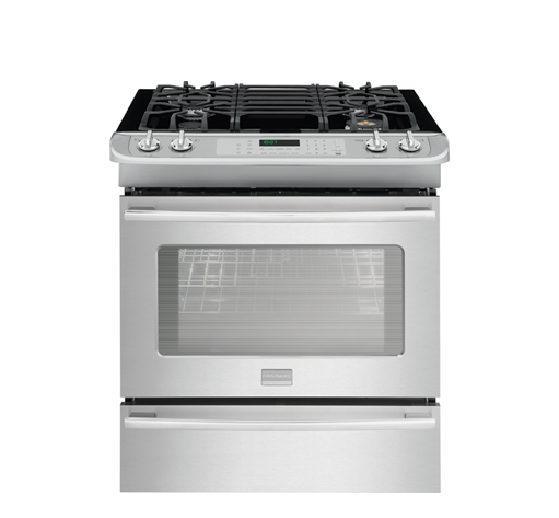 samsung vs frigidaire front control gas ranges reviews. Black Bedroom Furniture Sets. Home Design Ideas