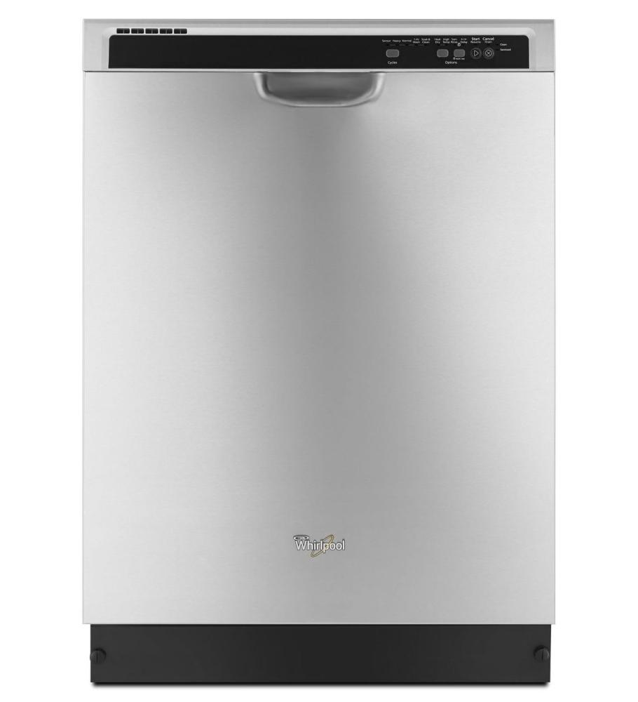 whirlpool wdf540padm stainless dishwasher