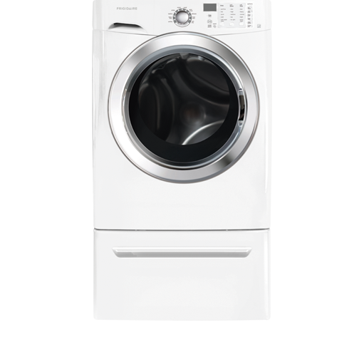 frigidaire fffs5115pw front load washer