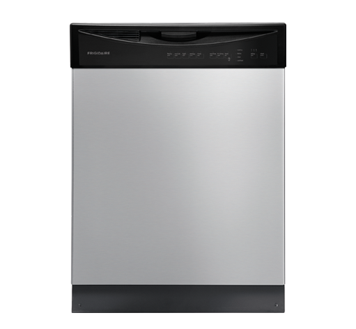frigidaire ffbd2411ns stainless dishwasher