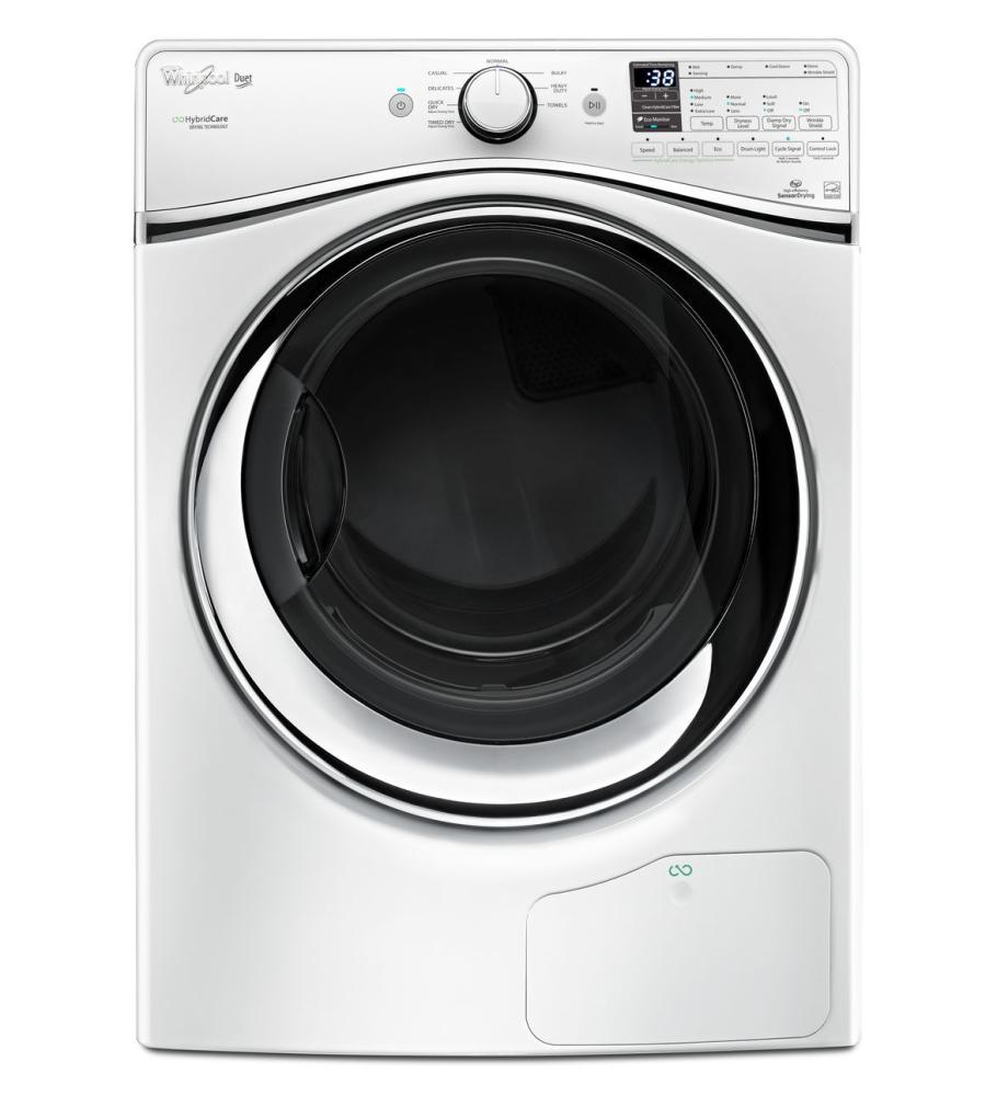 new whirlpool heat pump dryer WED99HEDW