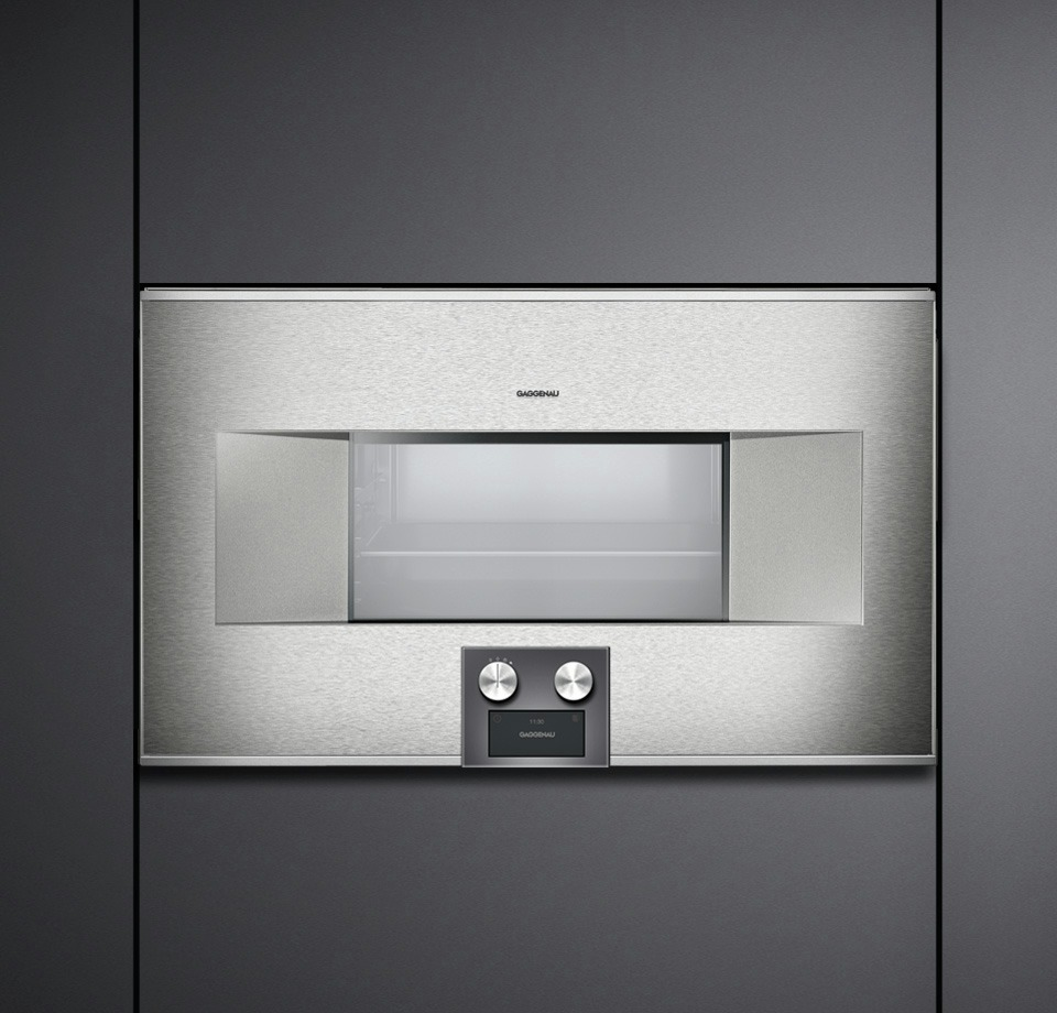 gaggenau steam convection oven BS485610