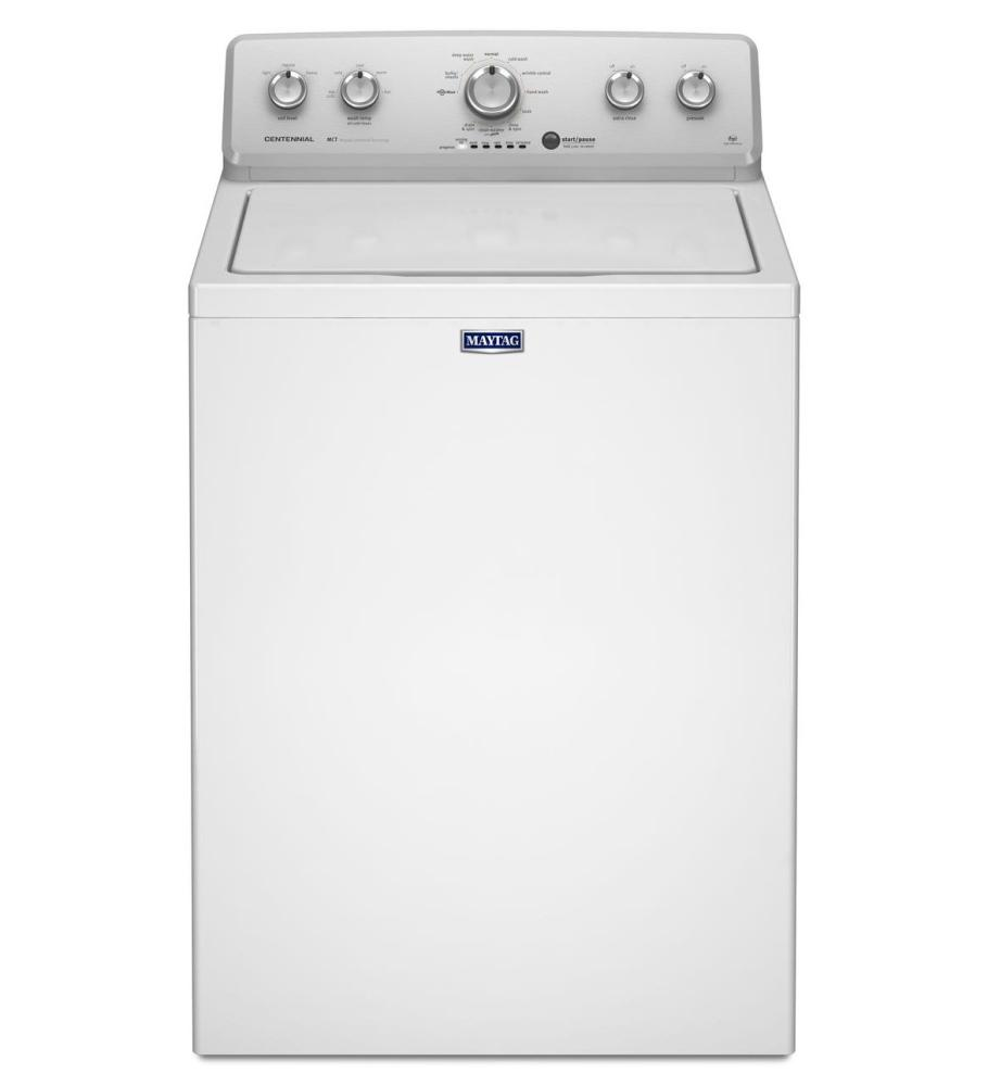 The best top load washer with agitator - Maytag Top Load Washer