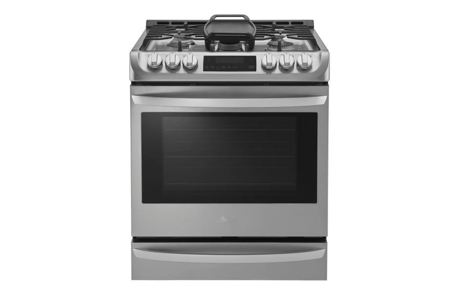 samsung vs. lg front control gas ranges (reviews/ratings/prices)