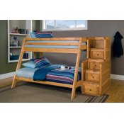Twin/Full Bunk Bed Alternate Image