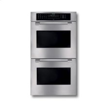 """27"""" STAINLESS STEEL DOUBLE CONVECTION/THERMAL OVEN W/ PROFESSIONAL SERIES HANDLES"""