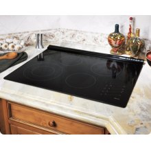 """Millennia 30"""" Electric Cooktop (Touchtop/4 Elements)"""