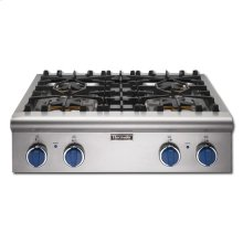 "PC304DS- 30"" COOKTOP WITH 4 STAR BURNERS (2 W/ EXTRALOW®)"
