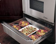Epicure Warming Drawer - Floor Model Available at 2430 Queen City Dr. - Factory Warranty