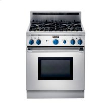 """30"""" PRO HARMONY ALL-GAS LP RANGE WITH 4 STAR®BURNERS"""