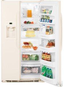 26.1 cu. ft. Side by Side Refrigerator, Beverage Station-Energy Star Qualified