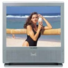 """15"""" World's Slimmest LCD Panel TV with Multi-Media PC/DVD/DTV Inputs"""