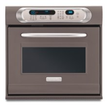 4.0 Cu. Ft. True Convection Single Oven PRO LINE® Series 30 in. Width(Meteorite)