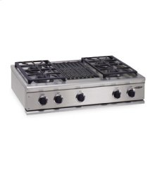 """36"""" Professional Cooktops"""