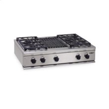 "36"" Professional Cooktops"