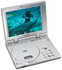 8 Inch Ultra Slim Line Personal DVD Player