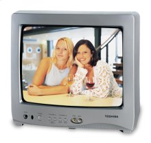 "13"" Diagonal FST BlackStripe II™ Color Television"