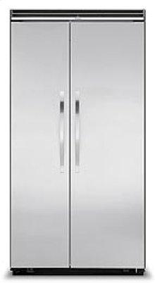"Designer Series Side-by-Side Refrigerator/Freezer 42"" Width"