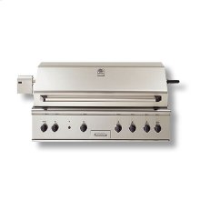 "48"" DROP-IN CHAR-GLO BARBECUE"