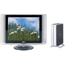 "15"" Wireless LCD TV"