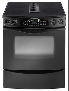 Slide-In Downdraft Electric Range
