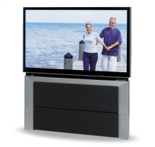 """46"""" Diagonal HD Compatible Wide Screen Projection Television"""
