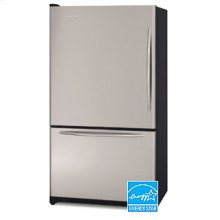 20.3 Cu. Ft. Counter-Depth Freezer On The Bottom Refrigerator  ENERGY STAR®  Qualified