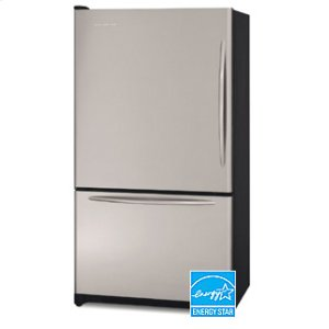 KitchenAid20.3 Cu. Ft. Counter-Depth Freezer On The Bottom Refrigerator  ENERGY STAR®  Qualified