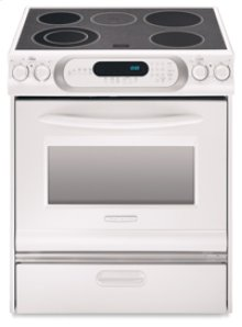 30-Inch Slide-In Electric Range