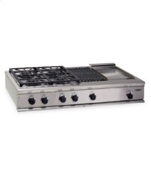 "48"" Professional Cooktops"