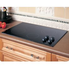 """Millennia 30"""" All Electric Cooktop (4 Elements)"""