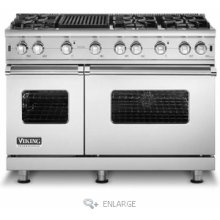 Black-on-Black Whirlpool Gold® 30 in. Double Built-In Oven