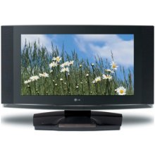 """23"""" LCD TV HD Monitor with Built-in DVD Player"""