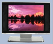 "20"" Flat Panel LCD TV - Blackbelt Series"