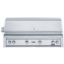 "54"" Built-in Grill with 1 ProSear Burner and Rotisserie (L54PSR-1)"