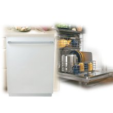 Fully Integrated Built-In Dishwasher