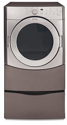 Ensemble® 5 Automatic Cycles 3 Manual Cycles Electric Dryer(Meteorite)
