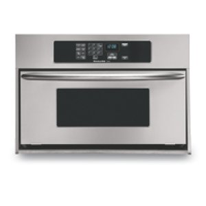 KitchenAid1.4 Cu. Ft. Capacity 900 Watts 30 in. Width Architect® Series Built-In Convection Microwave(Stainless Steel)