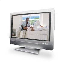 """23"""" Diagonal TheaterWide® LCD HD Monitor Television with Built-in DVD Player"""