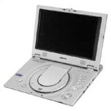 """10"""" diagonal 16:9 widescreen LCD display"""
