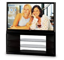 """50"""" Diagonal 16:9 Integrated Cinema Series™ HD DLP™ Projection TV with HDMI™"""