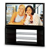 "50"" Diagonal 16:9 Integrated Cinema Series™ HD DLP™ Projection TV with HDMI™"