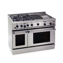 "48"" Professional Dual Fuel Ranges"